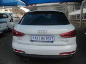 2013 Audi Q3 TDI Automatic White in Colour