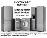 Expert appliance repair services