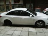 I Chevrolet Cruze 2011