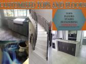 Kitchen Tops and Floors