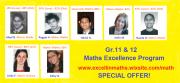 Maths Excellence Program