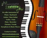 Musicanta - Music Lessons