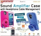 Promate Orator-S4 Sound Amplifier case