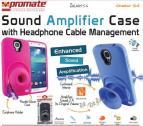 Promate Orator-S4 Sound Amplifier case