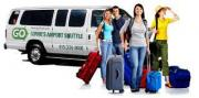 You can Call and Book Shuttle from king shaka airport