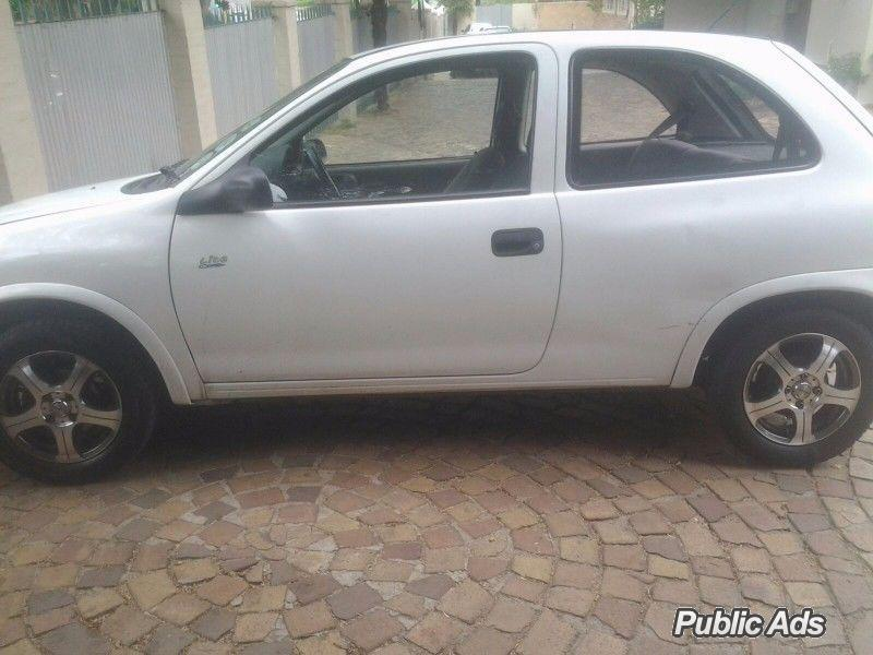opel corsa lite 1998 for sale randburg public ads cars. Black Bedroom Furniture Sets. Home Design Ideas
