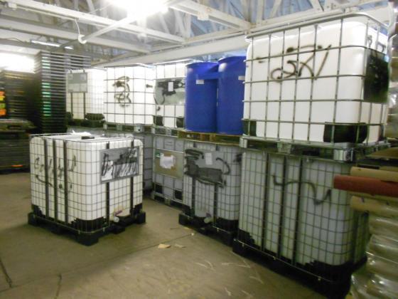 1000 Litre IBC (Intermediate Bulk Container) for sale