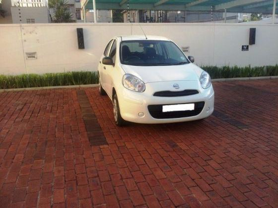 2014 Nissan Micra 1.2 Visia + ONLY 42 000 km's