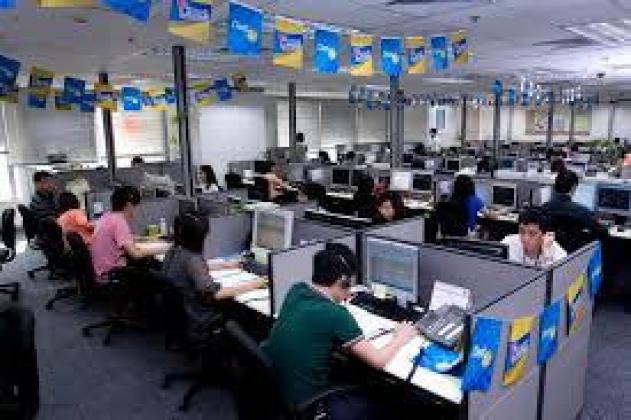 8 Call center agents are needed and to start work immediately