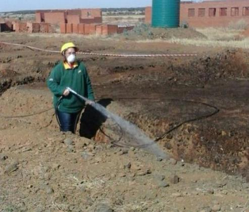 Carolina Soil Poisoning Services - 072 390 9626