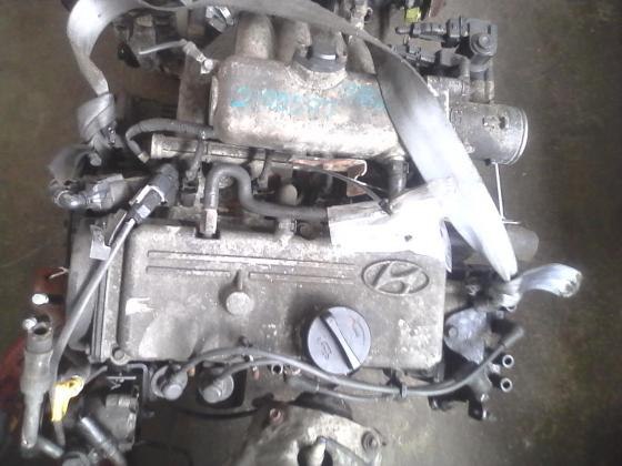 Hyundai Atos 1.0 (G4HG) Engine for Sale
