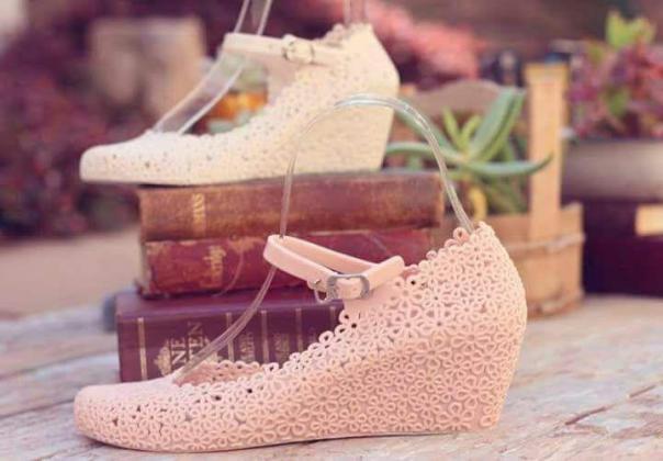 jelly shoe mania in Pretoria-Tshwane, Gauteng