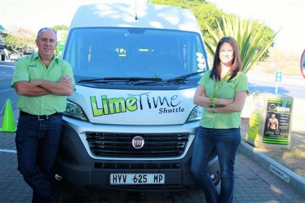 LimeTime Shuttle Service in Middelburg-Mpumalanga, Mpumalanga