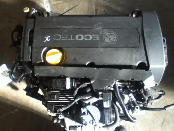 Opel Astra 1.6 (Z16XEP) Engine for sale