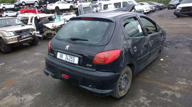 peugeot 206 striping for spares in Pietermaritzburg, KwaZulu-Natal