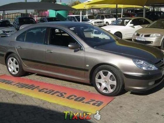 Peugeot 607 breaking for spares