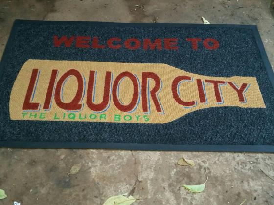 Promotional mats in South Africa | Promotional logo mats