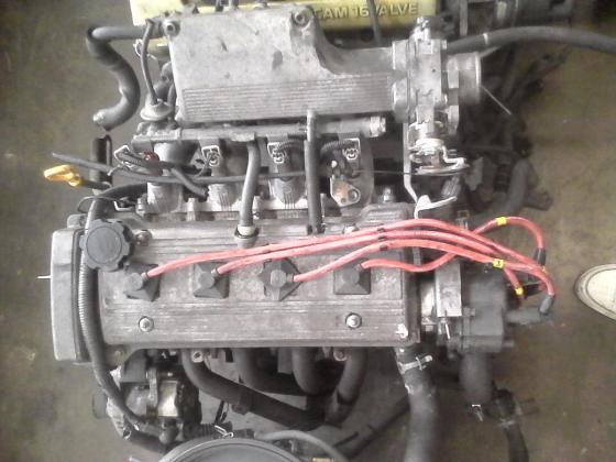 Toyota Corrolla 1.8 (7AFE) Engine for Sale