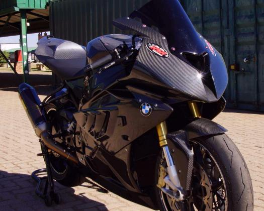 BMW S1000RR Special Carbon Racing Edition / Track bike SuperGP Style