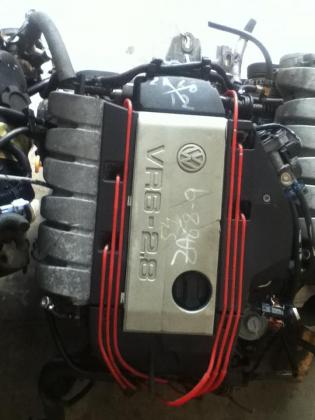 VW Golf 2.8 (AAA) engine for Sale