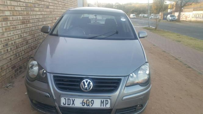 VW POLO MODEL 2006 FOR SALE 0780393308