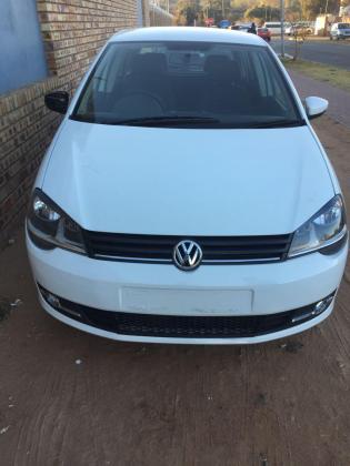VW POLO VIVO MODEL 2016 FOR SALE 0780393308