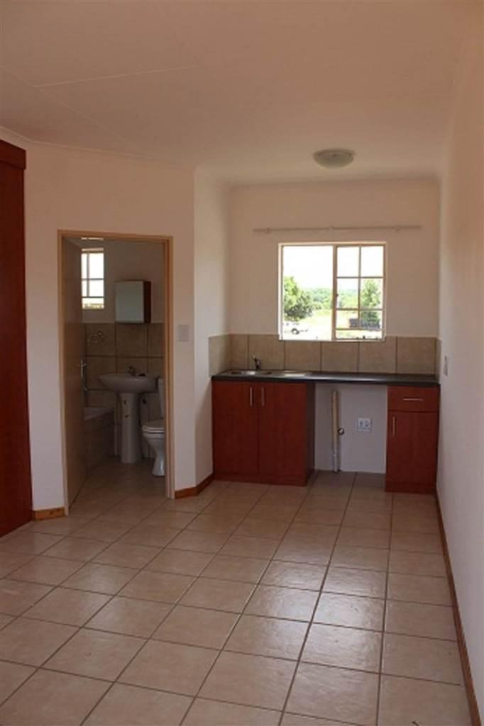 Brand new open plan bachelor flats. One bathroom with a ...