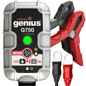 NOCO Genius G750 6V/12V .75A UltraSafe Smart Battery Charger - Maiden Electronics R 798