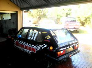GOLF RACE CAR
