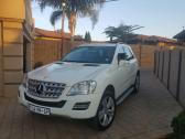 2010 Mercedes-Benz ML 350 4matic