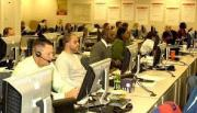 8 inbound and outbound call center agents are needed