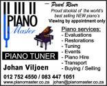 BRAND NEW PIANO'S
