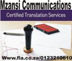 Document legalisation services in SA