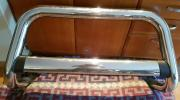 Ford T6 Stainless Steel Nudge Bar
