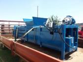 H20 mill size horizontal Baler for compaction of cardboard and plastic waste