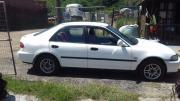 honda ballade 160i striping for spares