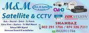 M & M SATTELLITE & CCTV