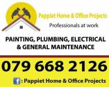 Pappiet HOME Office Projects
