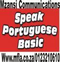 Portuguese basic learning in Pretoria CBD