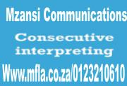 Reliable Consecutive interpreting services in SA