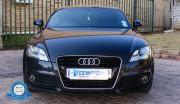 Step into Style with a Audi TT Coupe