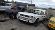 toyota corolla 1600i striping for spares