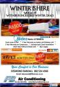 Home and Office Air Conditioners - Winter Special!!