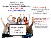 Yvette Teaches English Online