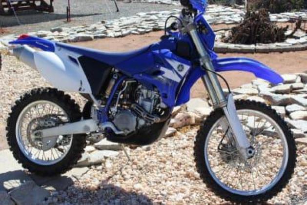 2006 Yamaha Wr Yamaha WR 450F Like NEW!!!