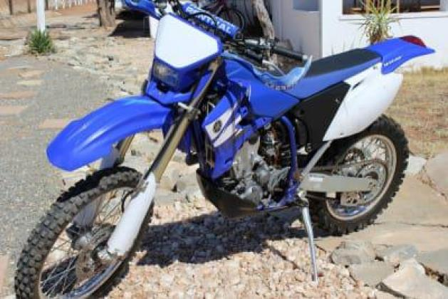 2006 Yamaha Wr Yamaha WR 450F Like NEW!!!