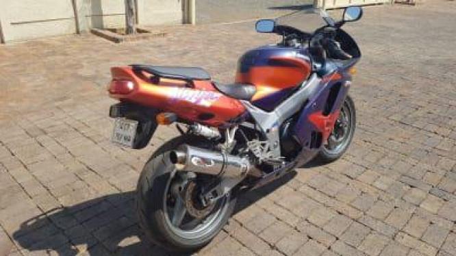 2008 Kawasaki Zx9-r ZX-9R for sale