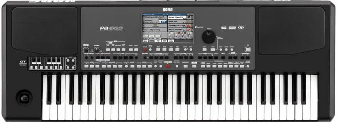 Buy Korg PA600 61-Key Professional Arranger