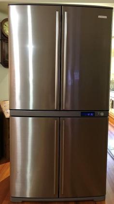 freezer,fridge 4 door Model