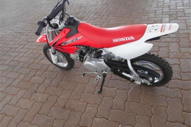 Honda CRF 50F 2017